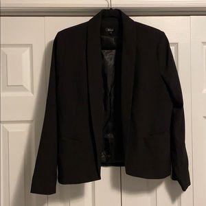 Black woman's blazer